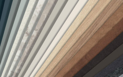 New Polytec timber, solid and stone colours inspired by nature