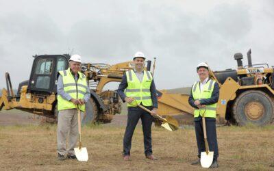 Risland breaks soil in Wilton Greens as civil works commences