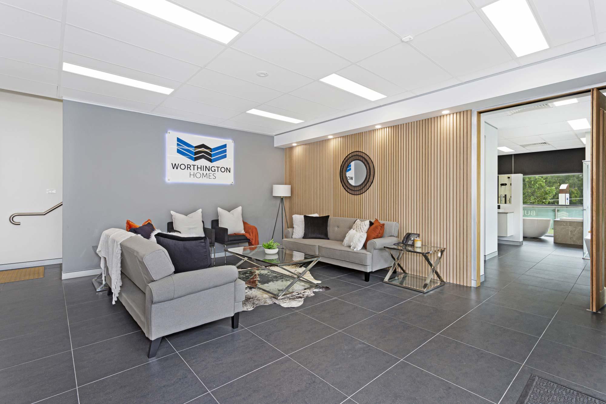 Selection Studio & Showroom | Worthington Homes