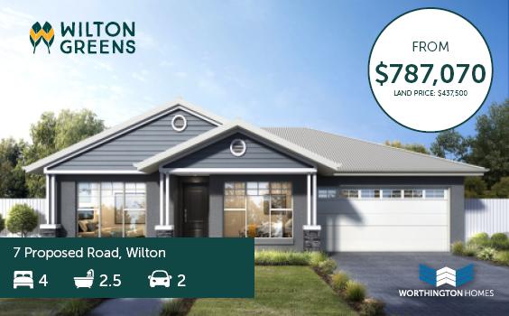 House and Land Wilton Greens | Worthington Homes
